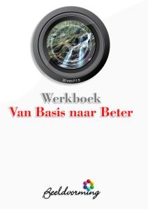 Cover werkboek Van basis naar beter